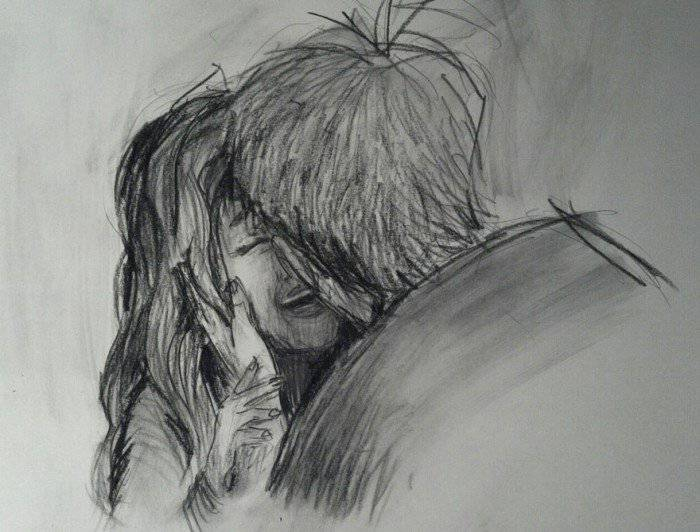 Un jour, une personne vous serrera si fort dans ses bras qu'il vous réparera de l'intérieur