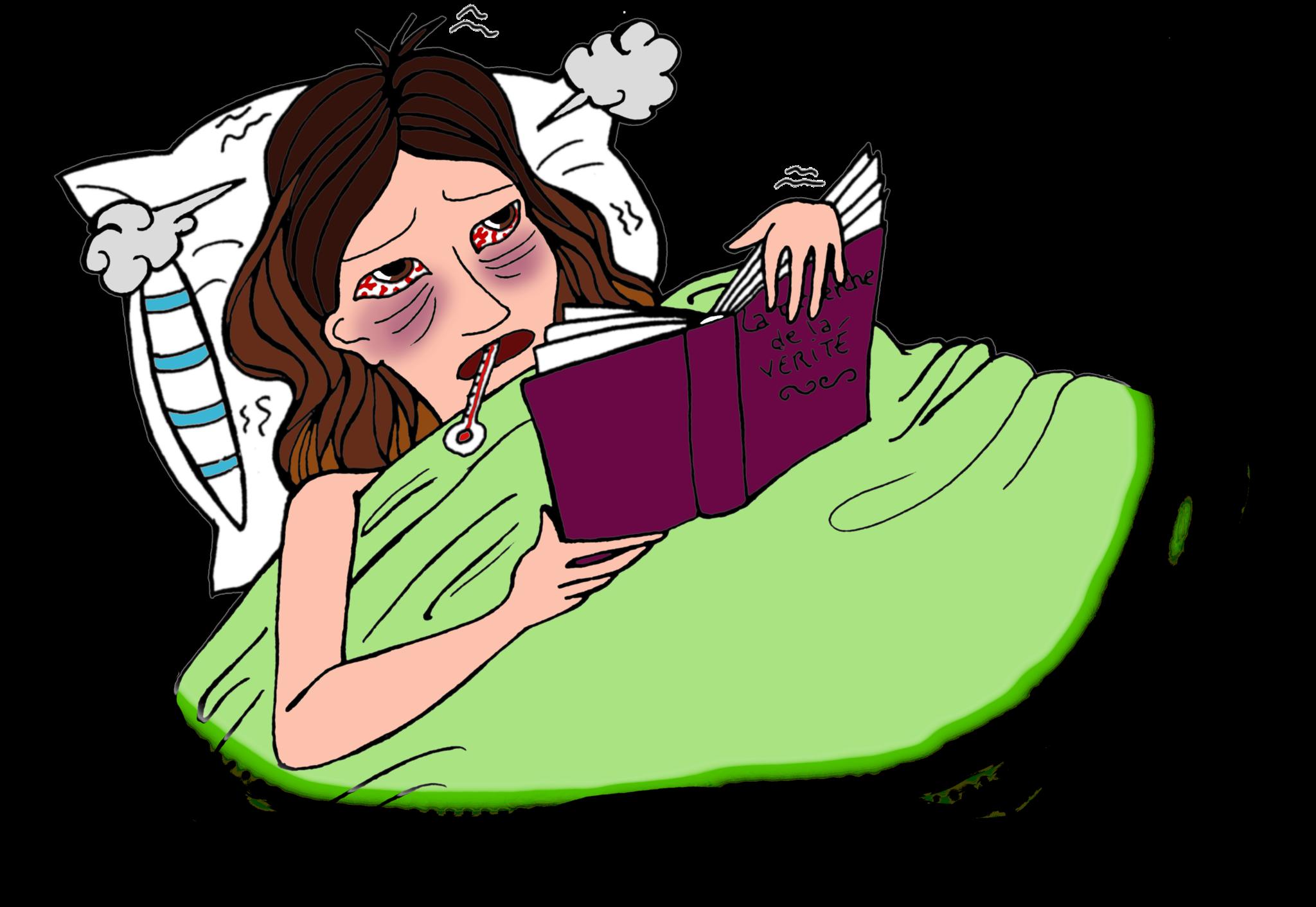 Les 5 meilleures choses à faire quand on est malade