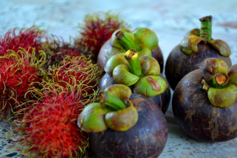 Les fruits les plus bizarres de la terre