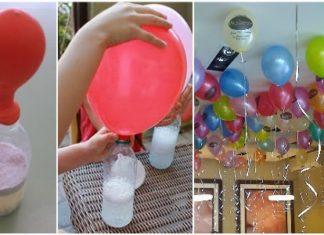 Voici L'astuce Pour Gonfler Les Ballons Sans Utiliser D'hélium│MiniBuzz