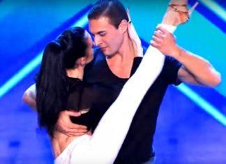 Deux Danseurs Entrent En Scène: Leur Bachata Laisse Tout Le Monde Sans Voix | Minibuzz
