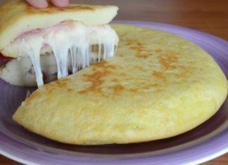 L'omelette De Patate à L' Italienne: Un Plat D'une Simplicité étonnante Et Au Goût Unique │MiniBuzz