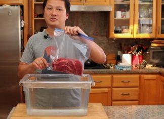 Mettre des aliments sous vide sans machine ? Avec une astuce simple, c'est possible !│MiniBuzz
