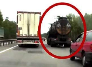 Russie : il filme ce camion… attendez de voir ! Vous n'avez jamais vu un camion semblable !│MiniBuzz