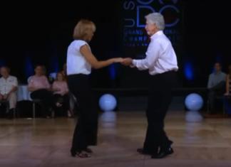 Ils dansent ensemble depuis 35 Ans : leur complicité nous laisse bouche-bée