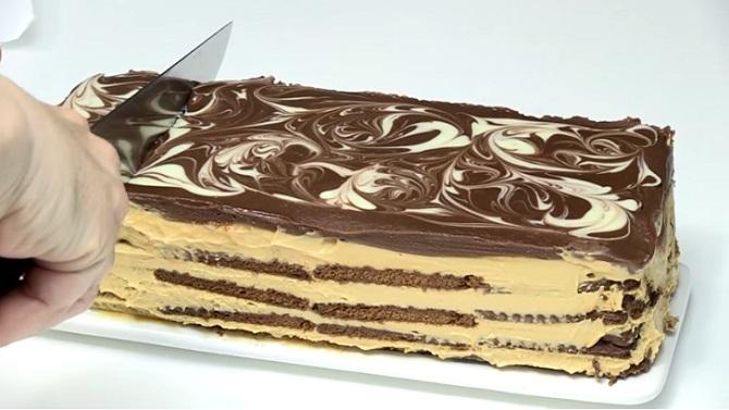 Un gâteau biscuit délicieux ? Le voici, et c'est … Un jeu d'enfant !