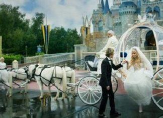 Il est maintenant possible de se marier comme une vraie princesse à Disneyland.