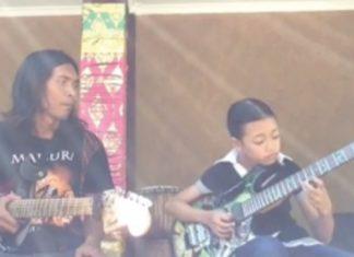 Son Père Lui Apprend à Jouer De La Guitare: La Reprise De Sa Fille Est Incroyable | Minibuzz
