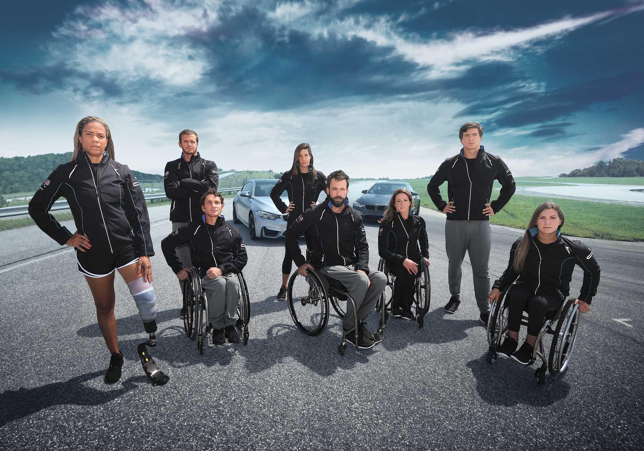 Une bande annonce spectaculaire pour démarrer les jeux paralympiques de Rio