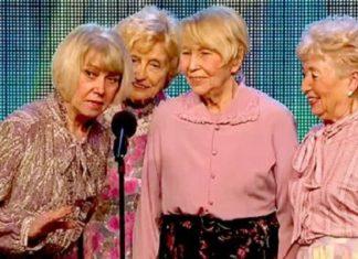 Les juges et la foule ne s'attendaient jamais à voir ces dames âgées faire ceci… Attendez de voir. Fantastique !│MiniBuzz