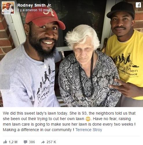 Ces 2 hommes voient leur voisine de 93 ans… Attendez de voir ce qu'ils vont faire pour l'aider!│MiniBuzz