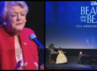 """L'actrice D'Arabesque, à 90 Ans, Chante Le Titre """"La Belle Et La Bête"""": L'effet Est Magique!   Minibuzz"""