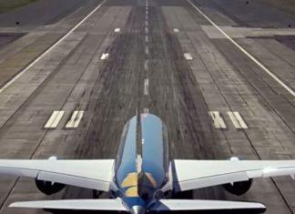 Un Avion De Ligne Agile Comme Un Avion De Chasse: La Façon Dont Il Décolle Va Vous Donner La Chair De Poule │MiniBuzz