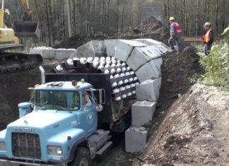 Voilà comment cette machine permet de construire un tunnel en quelques minutes