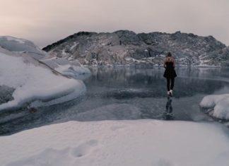 Une patineuse monte au sommet des montagnes et réalise son rêve de toujours. │MiniBuzz