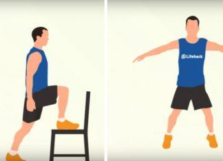 7 Minutes Par Jour: Une Méthode Infaillible Pour Perdre Du Poids Et Se Remettre En Forme | Minibuzz