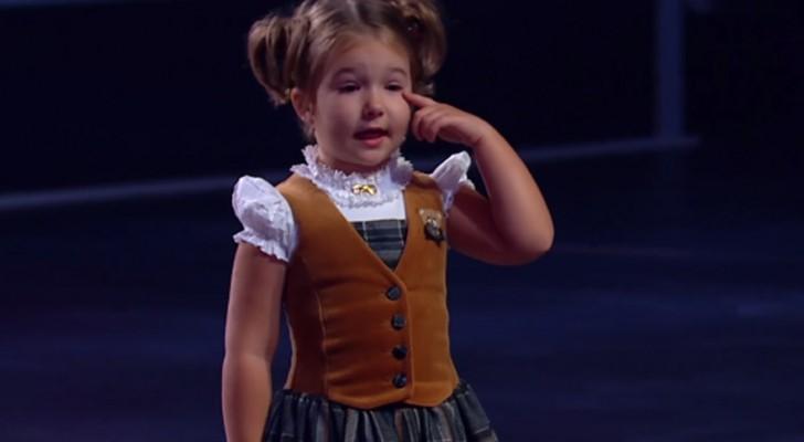 Elle a seulement 4 ans et parle déjà couramment 7 LANGUES. Écoutez… Vous n'y croirez pas!