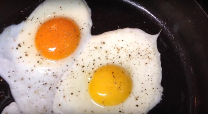 Un Seul Des Deux œufs Provient D'un élevage Plein Air: Pouvez-vous Dire Lequel C'est?