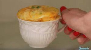Elle Met Tous Les Ingrédients Dans Une Tasse. Le Résultat? Rapide Et Irrésistible | Minibuzz