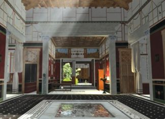 Une Maison De Pompéi Reconstruite En 3D: Profitez De Ce Merveilleux Voyage à Travers Le Temps | Minibuzz