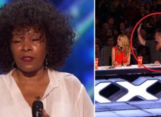 Le Juré Interrompt La Performance De Cette Femme De 62 Ans : Mais Quand Elle Recommence à Chanter, Elle Est Au Top! | Minibuzz