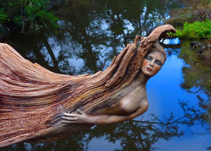 Shaping Spirit : 10 sculptures qui complètent l'oeuvre de la nature