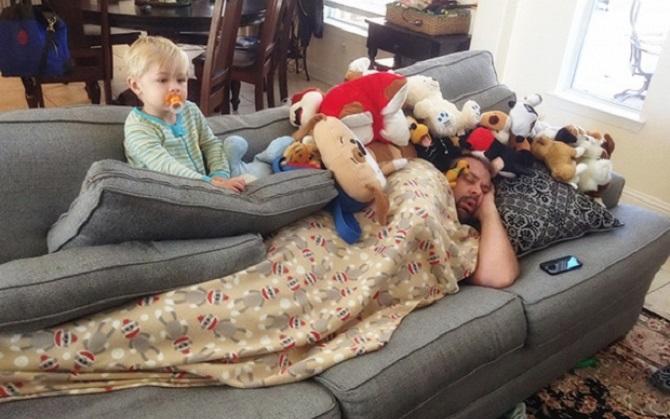 19 Photos qui montrent à quel point c'est génial d'avoir des enfants.