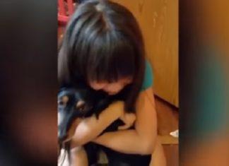 Son amie a disparu deux ans auparavant... Leur rencontre est pleine d'émotion!│ MiniBuzz
