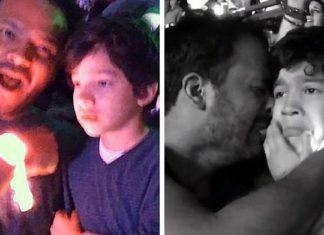 Coldplay : un père et son fils autiste partagent leurs émotions │MiniBuzz