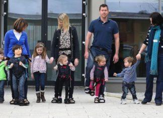Upsee : un harnais de marche pour enfants paralysés │ MiniBuzz