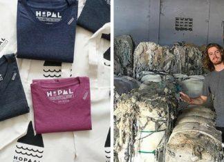 Hopaal : le Tee-shirt 100% recyclé qui prend soin de la planète !│MiniBuzz