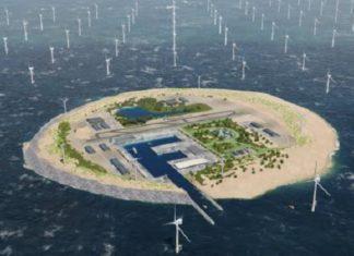 Cette île artificielle pourrait fournir de l'électricité à 80 millions d'habitants