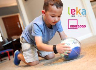 Leka : un compagnon de jeu pour les enfants autistes