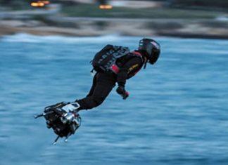 L'inventeur de la planche volante interdit de vol en France ! │ MiniBuzz