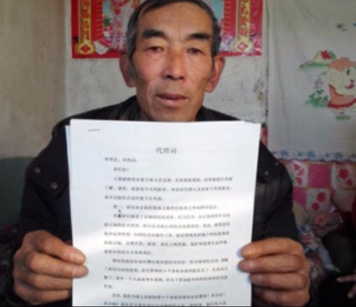 Ce fermier apprend le droit pendant 16 ans et gagne un procès