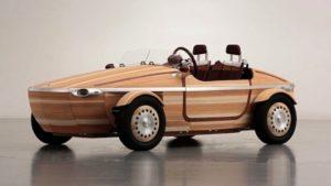 Setsuna de Toyota, une voiture électrique en bois contre l'obsolescence │MiniBuzz