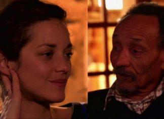 Pierre Rabhi évoque la faim dans le monde avec Marion Cotillard