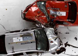 La moins chère des voitures américaines contre une mexicaine : Ce qui se passe à l'intérieur de la voiture est effrayant. │ MiniBuzz