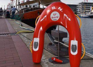 USafe bouée de sauvetage en mer