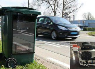 Les autorités dévoilent un nouveau type de radar-photo qui rend les automobilistes fous de rage! │MiniBuzz