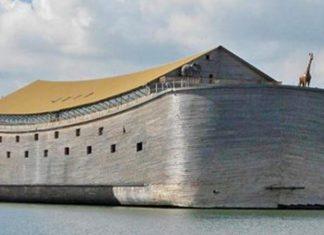 Un charpentier construit une arche ÉNORME comme Dieu l'avait ordonné à Noé. Il invite maintenant les gens à la visiter. │MiniBuzz