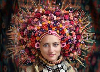 Ukraine : entre tradition et modernité, la renaissance du vinok. │ MiniBuzz