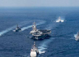 Le Japon répond à la riposte de la Corée du Nord et envoie des bateaux aux côtés des Américains.│MiniBuzz