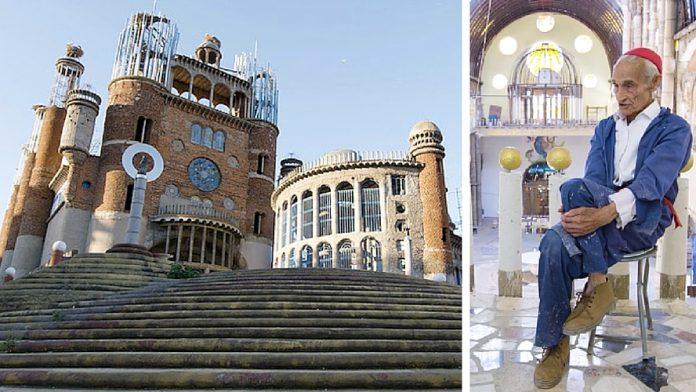 Justo Gallego : seul, il a construit une sublime cathédrale !