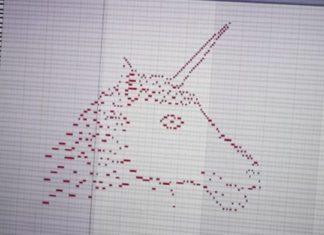 Créée à partir d'un dessin de licorne, cette mélodie affole internet !│MiniBuzz