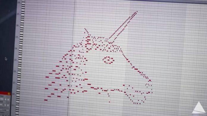 Créée à partir d'un dessin de licorne, cette mélodie affole internet !