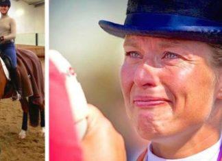 Une athlète olympique quitte les jeux de Rio pour sauver la vie de son cheval malade. │ MiniBuzz