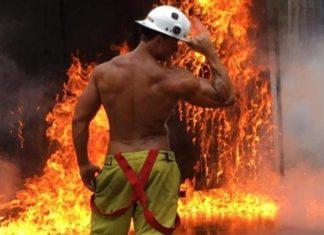 10 photos de pompiers vraiment très chaudes! │ MiniBuzz