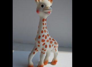 Une surprise dégoûtante se cache dans le ventre de Sophie la Girafe! │ MiniBuzz