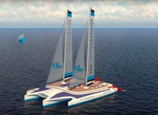 Sea cleaner, ce voilier écologique
